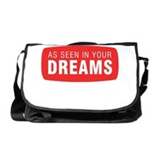 As seen in your dreams Messenger Bag