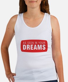 As seen in your dreams Tank Top