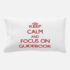 Unique Field guide Pillow Case