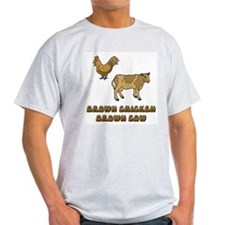 Brown Chicken T-Shirt