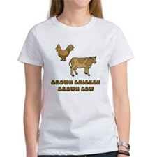 Brown Chicken Tee