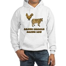 Brown Chicken Hoodie