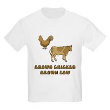 Brown Chicken T-Shirt
