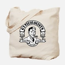 Gynos Without Borders Tote Bag