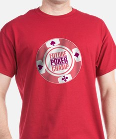 Future Poker Champ T-Shirt