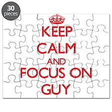 Cute Chap Puzzle