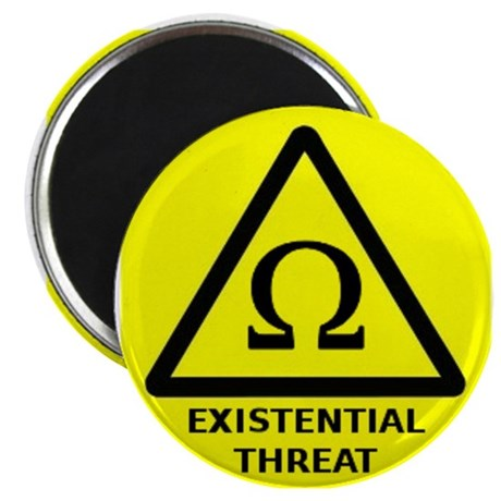 Existential Threat Button