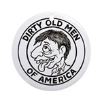 Dirty Old Men of America Ornament (Round)