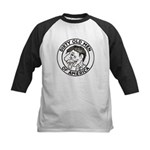 Dirty Old Men of America Kids Baseball Jersey