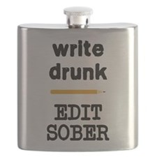 Write Drunk Edit Sober Flask