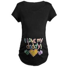 i love my daddy T-Shirt