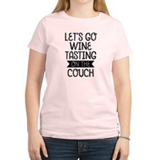 Let's Go Wine Tasting T-Shirt