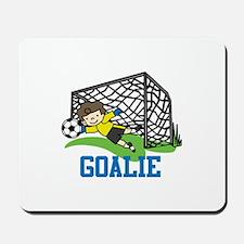 Goalie Mousepad