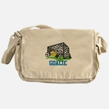 Goalie Messenger Bag