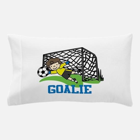 Goalie Pillow Case