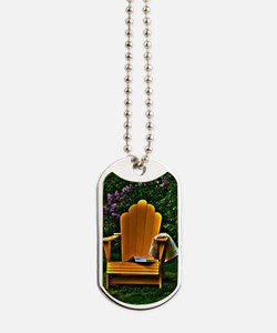 A Well Deserved Rest Dog Tags