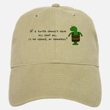Turtle Without Shell Hat (Khaki)