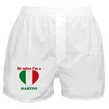 Martini, Valentine's Day Boxer Shorts