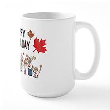 Happy Canada Day Mug