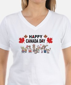 Happy Canada Day Shirt