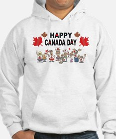 Happy Canada Day Hoodie