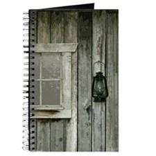 Cute Wood Journal
