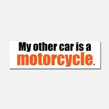 Cool Motorcycle Car Magnet 10 x 3