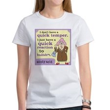 Aunty Acid: Quick Temper Tee