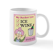 Aunty Acid: Bucket List Mug
