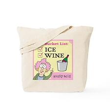 Aunty Acid: Bucket List Tote Bag