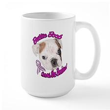 Bettie BoobTSaves the Boobies Coffee Mug