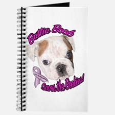 Bettie BoobTSaves the Boobies Journal