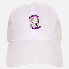 Bettie BoobTSaves the Boobies Baseball Baseball Cap