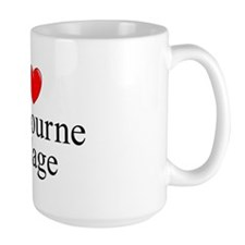 """I Love Melbourne Village"" Mug"