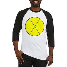 Retro X-Men Emblem Baseball Jersey