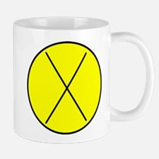 Retro X-Men Emblem Mugs