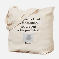 Solution Precipitate (beaker) - Tote Bag