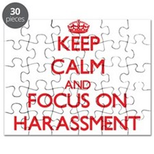 Unique Harassment Puzzle