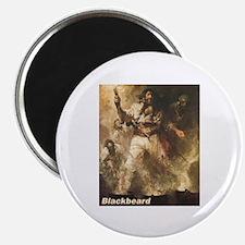 Blackbeard the Pirate Magnet