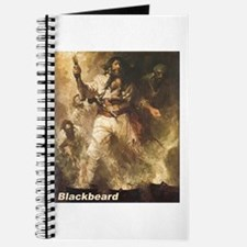 Blackbeard the Pirate Journal