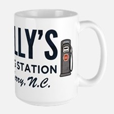 Wally's Filling Station Mayberry Mugs