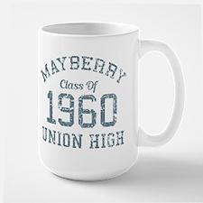 Mayberry High Class Of 1960 Mugs