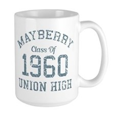 Mayberry High Class Of 1960 Mugs