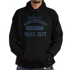 Mayberry Police Barney Fife Hoodie