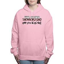 im going.png Women's Hooded Sweatshirt