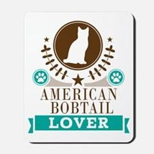 American Bobtail Cat Mousepad