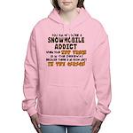 NEW TRUCK.png Women's Hooded Sweatshirt