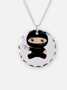 Cute Ninja Necklace