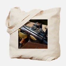 Classic Pistol Tote Bag