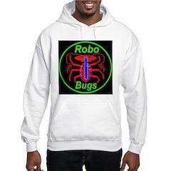 Robo Bugs Hooded Sweatshirt